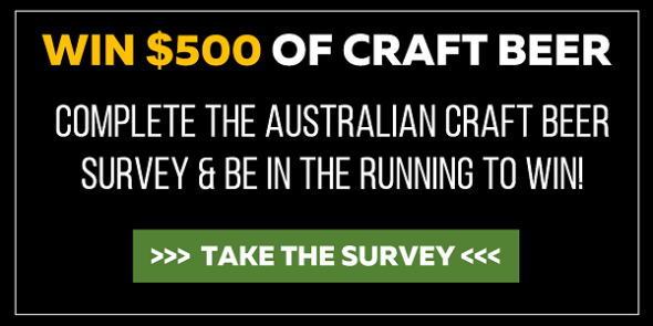 2016 Australian Craft Beer Survey Newsletter Facebook & Twitter