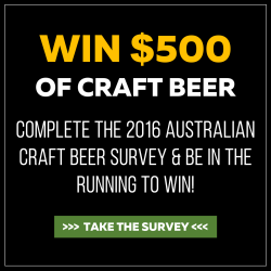 2016 Australian Craft Beer Survey Newsletter Instagram